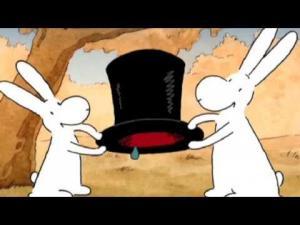 Embedded thumbnail for Bob a Bobek - Králíci z klobouku - Jak začali létat