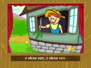 Embedded thumbnail for Šel zahradník do zahrady