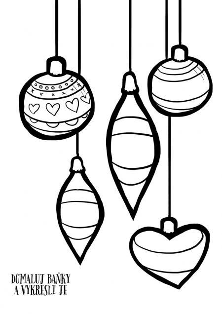Vánoce - baňky
